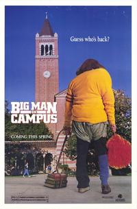 Big Man on Campus - 43 x 62 Movie Poster - Bus Shelter Style A