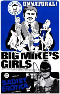 Big Mike's Girls - 27 x 40 Movie Poster - Style A