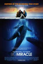 Big Miracle - DS 1 Sheet Movie Poster - Style A