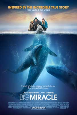 Big Miracle - 27 x 40 Movie Poster - Style A