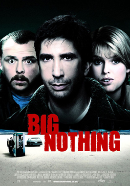 Big Nothing - 11 x 17 Movie Poster - Style A