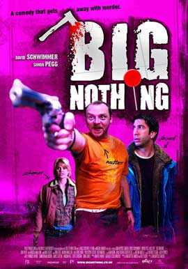 Big Nothing - 11 x 17 Movie Poster - Style B