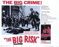Big Risk - 11 x 14 Movie Poster - Style A