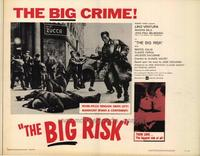Big Risk - 22 x 28 Movie Poster - Half Sheet Style A