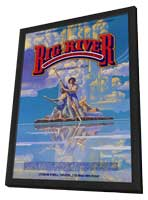 Big River (Broadway) - 11 x 17 Poster - Style A - in Deluxe Wood Frame