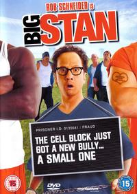 Big Stan - 11 x 17 Movie Poster - UK Style A