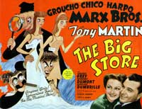 Big Store - 30 x 40 Movie Poster UK - Style A