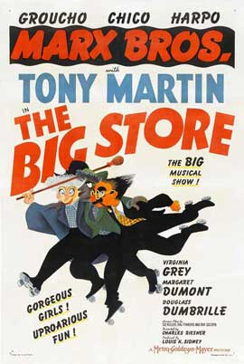 Big Store - 11 x 17 Movie Poster - Style C