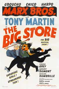 Big Store - 27 x 40 Movie Poster - Style C
