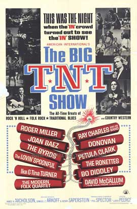 Big TNT Show - 11 x 17 Movie Poster - Style A