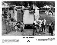 Big Top Pee-wee - 8 x 10 B&W Photo #1