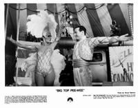 Big Top Pee-wee - 8 x 10 B&W Photo #4