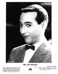 Big Top Pee-wee - 8 x 10 B&W Photo #18