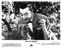 Big Top Pee-wee - 8 x 10 B&W Photo #10