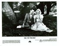 Big Top Pee-wee - 8 x 10 B&W Photo #13