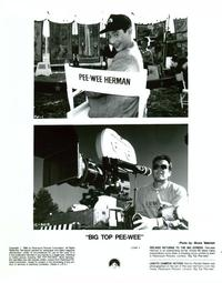 Big Top Pee-wee - 8 x 10 B&W Photo #17
