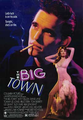 Big Town - 11 x 17 Movie Poster - Style A