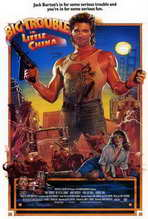 Big Trouble in Little China - 27 x 40 Movie Poster - Style A