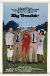 Big Trouble - 11 x 17 Movie Poster - Style A