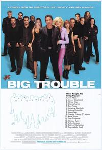 Big Trouble - 11 x 17 Movie Poster - Style B