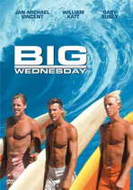 Big Wednesday - 27 x 40 Movie Poster - Style D