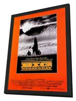 Big Wednesday - 27 x 40 Movie Poster - Style A - in Deluxe Wood Frame