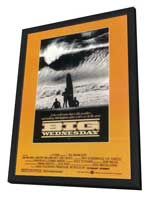 Big Wednesday - 27 x 40 Movie Poster - Style C - in Deluxe Wood Frame