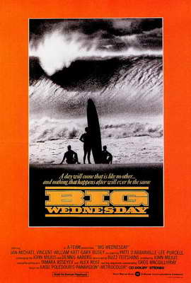 Big Wednesday - 27 x 40 Movie Poster - Style A