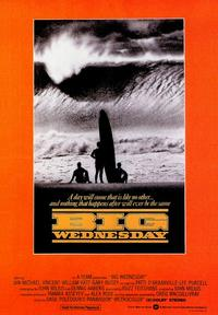 Big Wednesday - 43 x 62 Movie Poster - Bus Shelter Style A