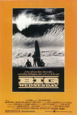 Big Wednesday - 11 x 17 Movie Poster - Style E