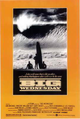 Big Wednesday - 27 x 40 Movie Poster - Style C