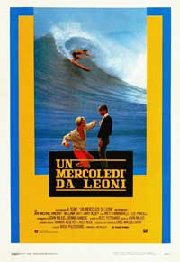 Big Wednesday - 11 x 17 Movie Poster - Italian Style A