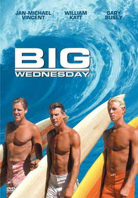 Big Wednesday - 11 x 17 Movie Poster - Style F