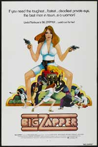 Big Zapper - 43 x 62 Movie Poster - Bus Shelter Style A