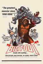 Bigfoot - 27 x 40 Movie Poster - Style A