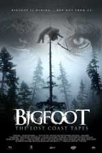 Bigfoot: The Lost Coast Tapes - 27 x 40 Movie Poster - Style B
