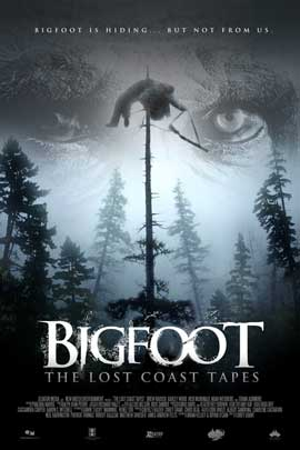 Bigfoot: The Lost Coast Tapes - 11 x 17 Movie Poster - Style B