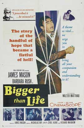 Bigger than Life - 27 x 40 Movie Poster - Style A