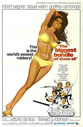 Biggest Bundle of Them All - 27 x 40 Movie Poster - Style A