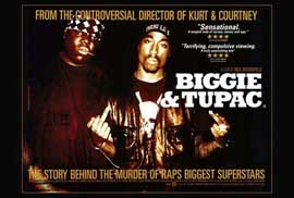 Biggie and Tupac - 27 x 40 Movie Poster - Style A