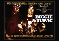Biggie and Tupac - 43 x 62 Movie Poster - Bus Shelter Style A