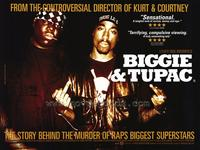 Biggie and Tupac - Music Poster - 11 x 14 - Style A