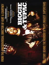 Biggie and Tupac - 11 x 17 Movie Poster - Style A - Museum Wrapped Canvas
