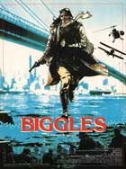 Biggles:  Adventure in Time - 11 x 17 Movie Poster - French Style A