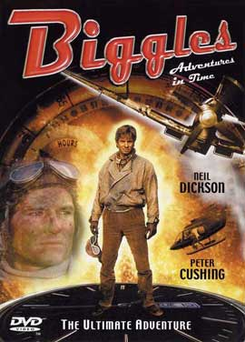 Biggles:  Adventure in Time - 27 x 40 Movie Poster - Style B