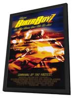 Biker Boyz - 11 x 17 Movie Poster - Style A - in Deluxe Wood Frame