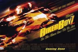 Biker Boyz - 27 x 40 Movie Poster - Style B