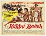 Bikini Beach - 11 x 14 Movie Poster - Style C