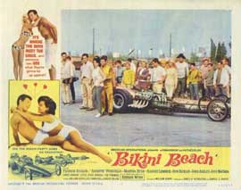 Bikini Beach - 11 x 14 Movie Poster - Style A