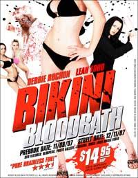 Bikini Bloodbath - 11 x 17 Movie Poster - Style A